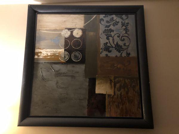 Abstract Wall Art Set