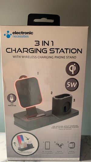 3 in 1 Charging Station for Sale in Elizabethtown, PA