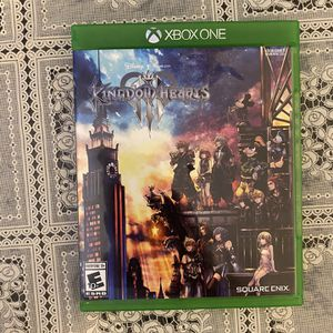 kingdom hearts 3 xbox one for Sale in Queens, NY