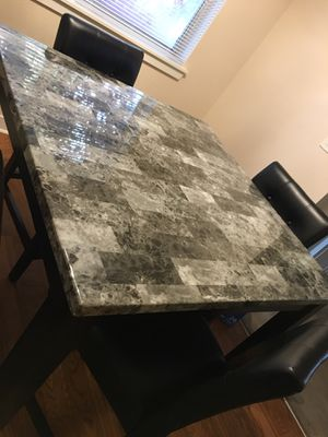 Dining table 4 for Sale in Federal Way, WA