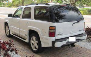 $1000Urgent for sale.Beautiful 2003 Chevrolet Tahoe Needs.Nothing AWDWheelss for Sale in Bridgeport, CT
