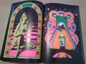 Ultraviolet: 69 Classic Blacklight Posters for Sale in San Francisco, CA
