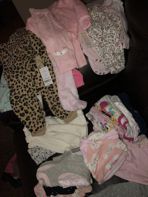 Nice Baby Girl clothes!!!😻 for Sale in Elkins, AR