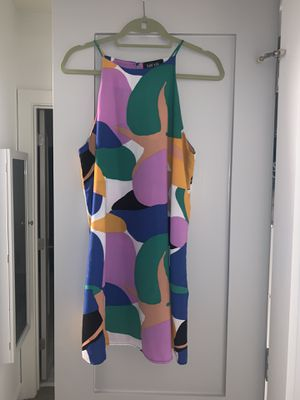 Fab'rik Boutique Color Pink, Green, Yellow, Blue Dress for Sale in Atlanta, GA