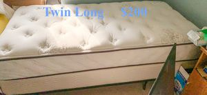 Twin bed long for Sale in Syracuse, UT