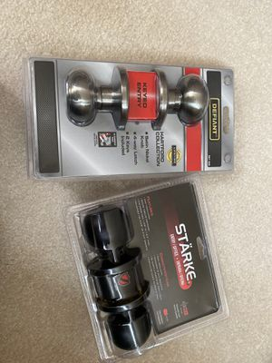 Two keyed entry knobs for Sale in Tigard, OR
