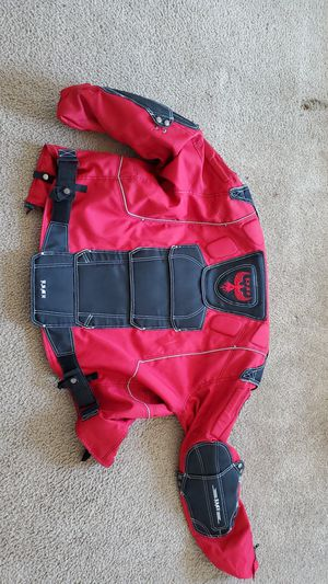 Motorcycle jacket 3x for Sale in Sun City, TX