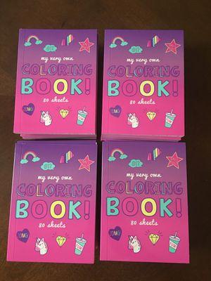 20 mini Coloring Books (New) - Great for Unicorn party for Sale in Ashburn, VA