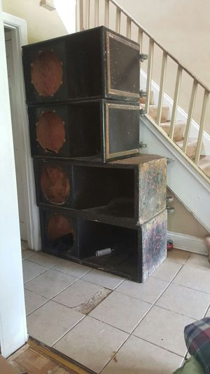 Sub bass subwoofers scoops speakers for Sale in Baltimore, MD
