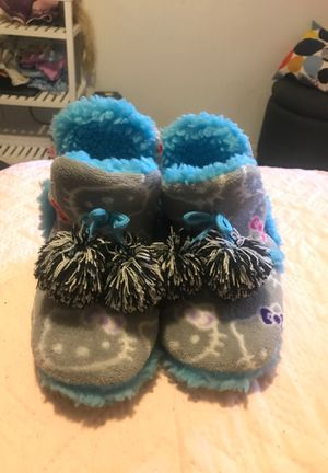 Hello kitty slippers size 11/12 for Sale in San Diego, CA