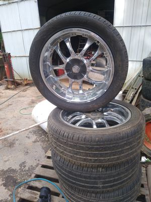 """22"""" rims for Sale in Liberty, SC"""