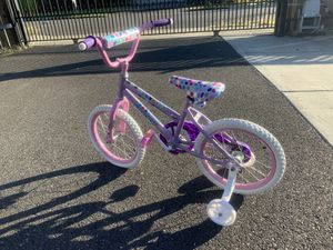 Girls training bike (like new) for Sale in Vancouver, WA