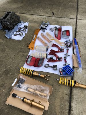 1992-1995 Civic aftermarket auto parts sale - mostly new - see prices in description for Sale in Lake Shore, MD
