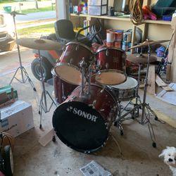 Sonor Drum set for Sale in Deltona,  FL