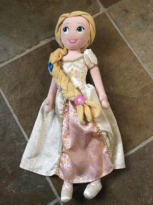 "Disney Rapunzel plush doll 20"" for Sale in Newark, CA"