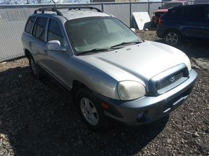 2002 Hyundai Santa Fe V6 for Sale in Salt Lake City, UT