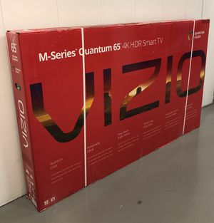 VIZIO 65 INCH 4K M SERIES SMART TV! 3 month guarantee for Sale in Phoenix, AZ