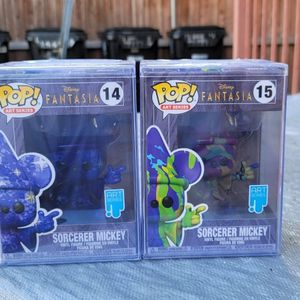 "FANTASIA ""Sorcerer Mickey"" Art Series POPS for Sale in Los Angeles, CA"