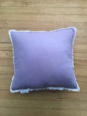 Small Lilac Throw Pillow for Sale in Butte, MT