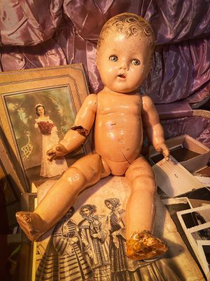 Antique Vintage 1930s Composition Doll for Sale in Dania Beach, FL