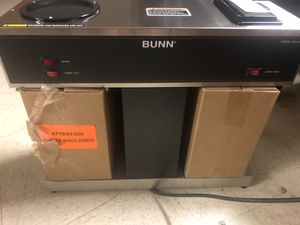 Bunn 04275.0031 VPS Commercial Coffee Maker with 3 Warmers for Sale in Oak Grove, KY