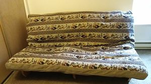 Reversible queen futon for Sale in Seattle, WA