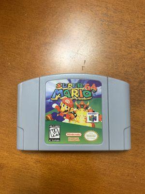 Super Mario Nintendo 64 Games for Sale in Hialeah, FL