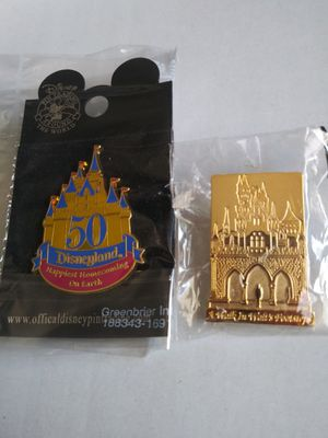 Disney Pins ( set of 2 ) for Sale in Wilmington, CA