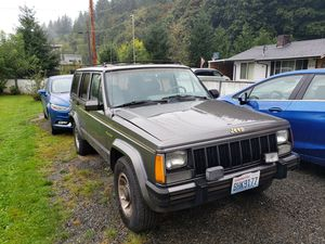 89 Jeep Cherokee for Sale in Snohomish, WA