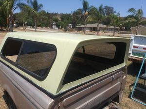 Camper shell 6'x 5' old toyata$100. for Sale in Lakeside, CA