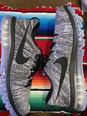 Nike Flyknit Max Oreo for Sale in Torrance, CA