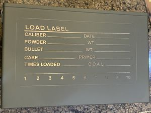 Engraved Ammo Cans for Sale in Goodyear, AZ