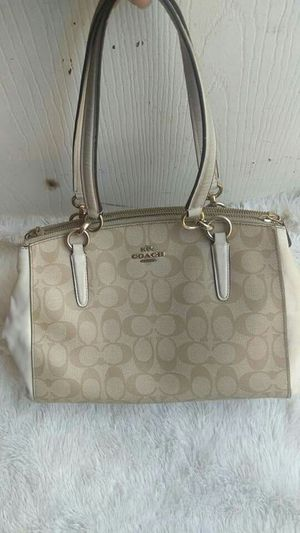 COACH BAG AUTHENTIC FIRM PRICE NO LOW BALLERS 🚫 PRECIO FIRME for Sale in Riverside, CA