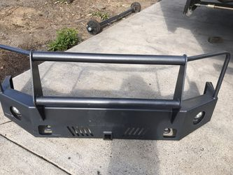 Toyota Tundra bumper heavy duty winch for Sale in Portland,  OR