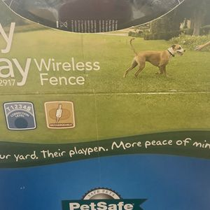 Petsafe Stay And Play Wireless Fence System For Dogs for Sale in Fort Lauderdale, FL