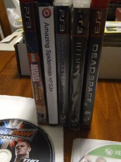 Ps3 Ps4 Xbox1 Ps2 Games for Sale in Brownsville,  TX