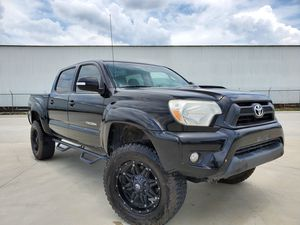 2015 TOYOTA TACOMA TRUCK TRD SPORT $16,500 CASH for Sale in Houston, TX