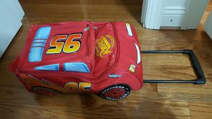 Lighting McQueen Suitcase for Sale in Centreville, VA