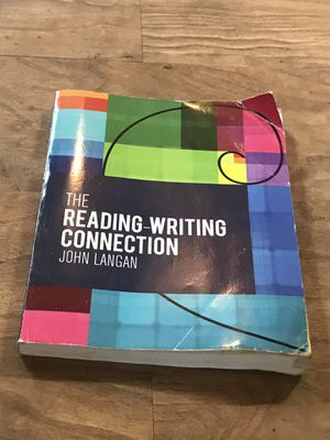 Reading-Writing Connection college book for Sale in Stockton, CA