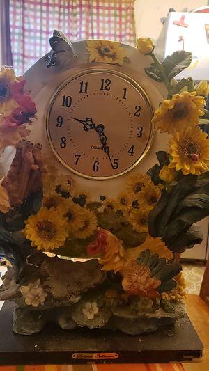 Saltano collection clock. for Sale in Edinboro, PA