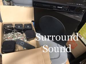 Phillips Surround Sound for Sale in Surprise, AZ