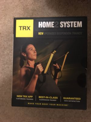 TRX HOME2 - STILL IN PACKAGE UNOPENED (130$!or OBO) for Sale in Portland, ME