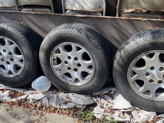 Z71 Chevy Wheels for Sale in Livermore,  CA