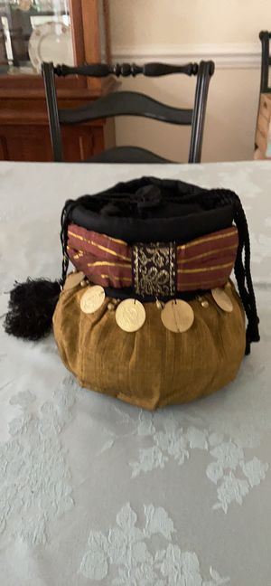 Egyptian drawstring bag for Sale in Fairfax, VA