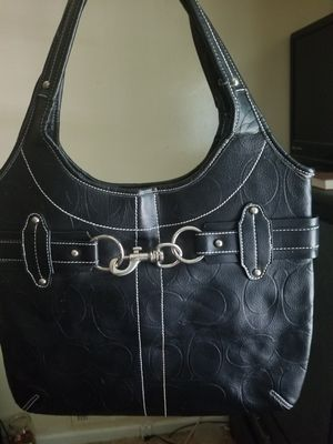 Coach Bleecker embossed handbag for Sale in Stockbridge, GA