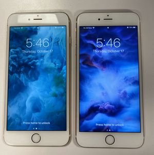 iPhone 6S plus 64GB for Sale in Bellevue, WA