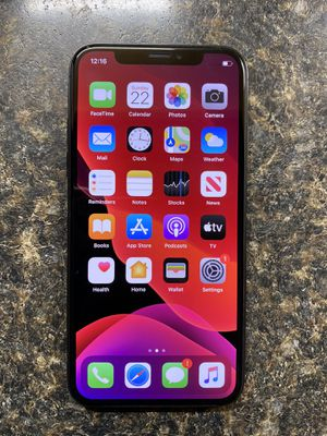 IPHONE X 256gb Tmobile/MetroPcs/Simple MobileGreat CONDITION,CLEAN ESN...NOT UNLOCKED LOW BALLERS WILL BE IGNORED!!! for Sale in Elmwood Park, IL