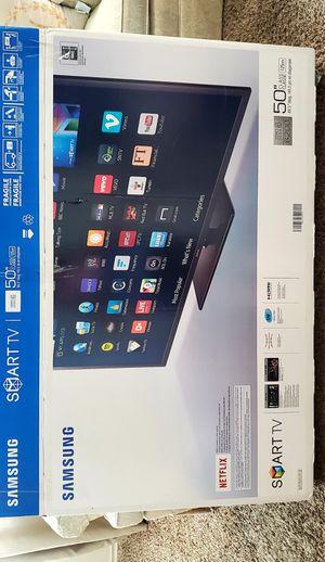 "Samsung Smart 50"" TV for Sale in Round Rock, TX"