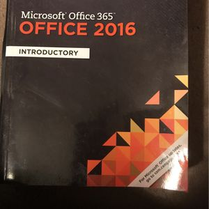 Microsoft Office 365 Textbook for Sale in Tolleson, AZ