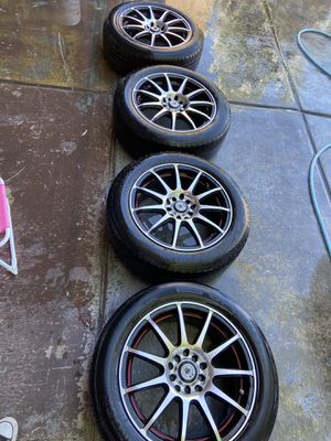 Rims and tires for Sale in Sunrise Manor, NV